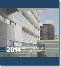 Annual summary Report (in English and Spanish) 2014 - Dexeus Mujer