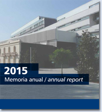 Annual summary Report (in English and Spanish) 2015 - Dexeus Mujer