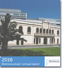 Annual summary Report (in English and Spanish) 2016 - Dexeus Mujer