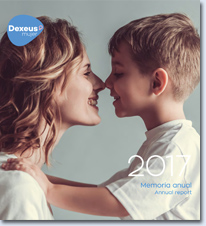 Annual summary Report (in English and Spanish) 2017 - Dexeus Mujer