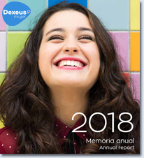 Annual summary Report (in English and Spanish) 2018 - Dexeus Mujer